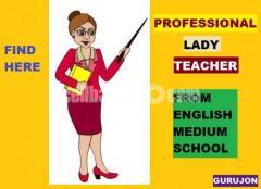 ENGLISH MEDIUM SCHOOL TEACHER