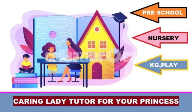 CARING FEMALE TUTOR AVAILABLE - 1/1
