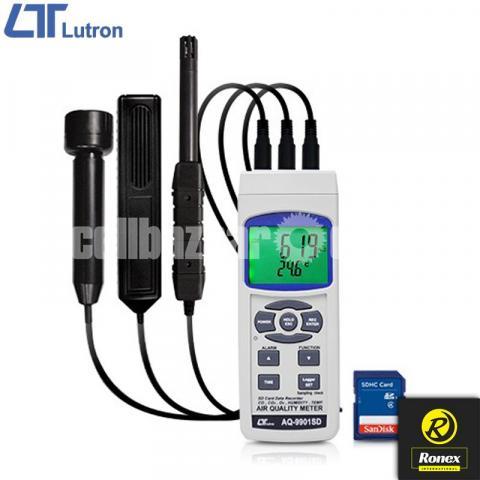 Lutron AQ-9901SD Air Quality Meter in Bangladesh - 1/6