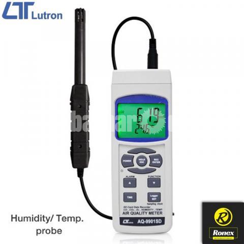 Lutron AQ-9901SD Air Quality Meter in Bangladesh - 3/6