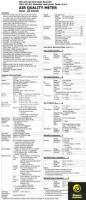 Lutron AQ-9901SD Air Quality Meter in Bangladesh - Image 6/6