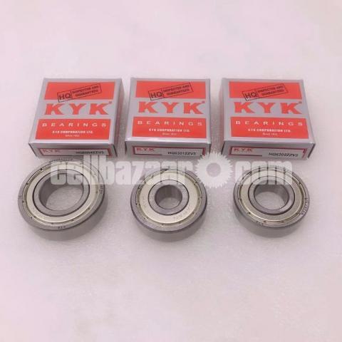 Bearing 6000, 6004, 6301, 6202 ZZ V3 - 2/6
