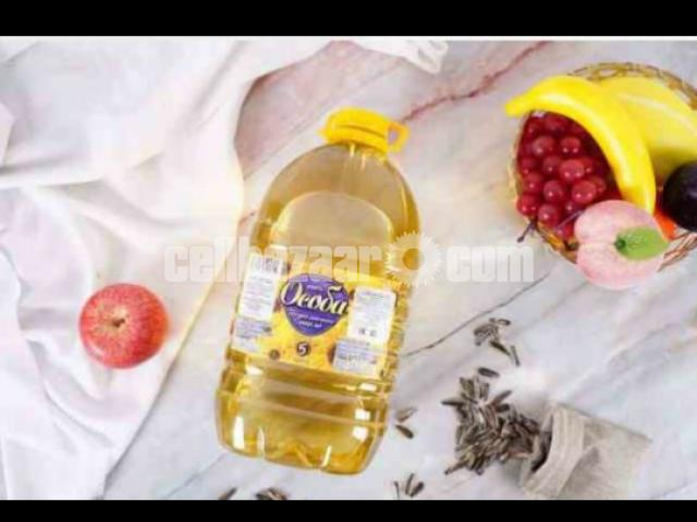 SunFlower Organic Cooking Oil - 5/5