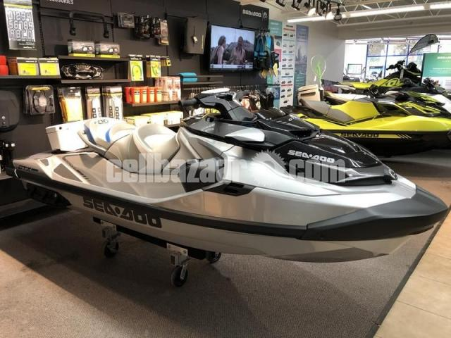 2019/2020 SEADOO GTX 300 LIMITED WITH SOUND SYSTEM - 3/8