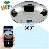 V380 Wifi Panoramic Fish Eye Camera