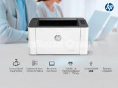 HP 107w Single Function Laser Printer