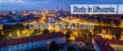 Study In Lithuania