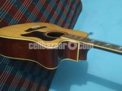 Fender A series Acoustic Guitar - Image 7/8