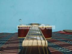 Fender A series Acoustic Guitar - Image 8/8