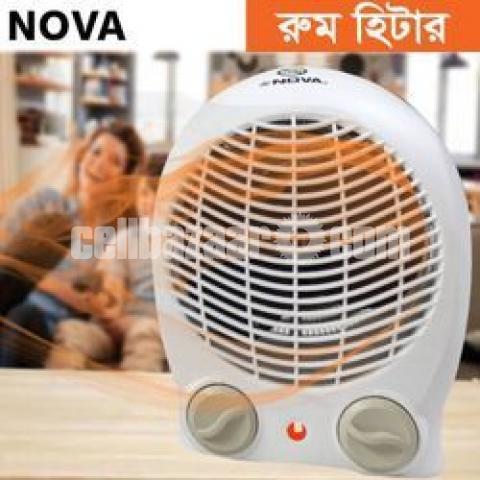 Nova Room Heater (Non-Moving) - 1/10