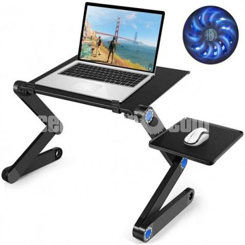 T8 Multifunctional Laptop Table - 1/10