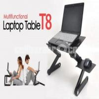 T8 Multifunctional Laptop Table