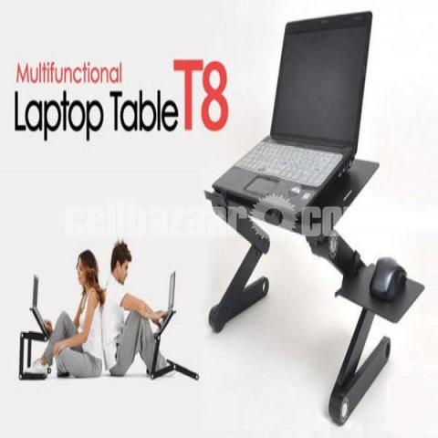 T8 Multifunctional Laptop Table - 6/10
