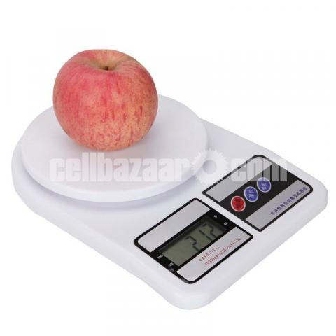 Kitchen Scale SF-400 - 8/10