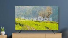 SAMSUNG 75 inch TU8000 CRYSTAL UHD 4K TV