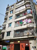6 storey building(at Nurerchala, Vatara) on 2.5 katha land for sale