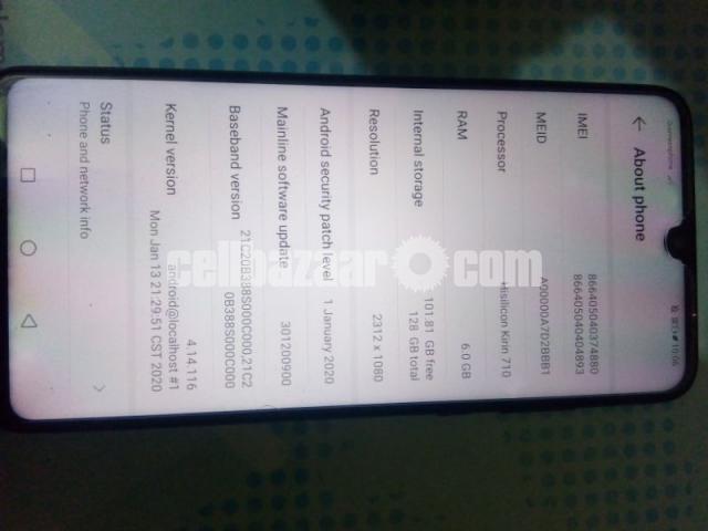 Huawei p30 lite 6/128 - 1/6