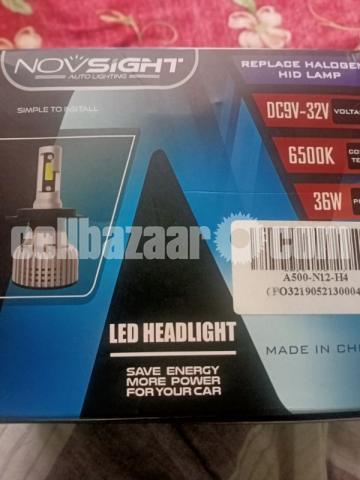 Novsight Auto lighting  car led  headlights bulbs - 6/6