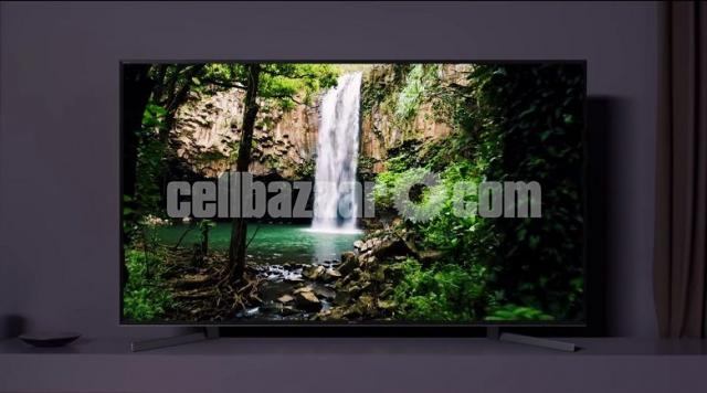 SONY BRAVIA 65 inch X8500G 4K ANDROID VOICE CONTROL TV - 1/4
