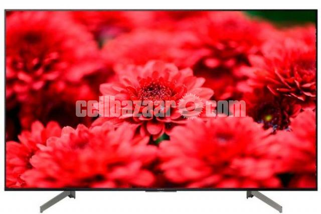 SONY BRAVIA 65 inch X8500G 4K ANDROID VOICE CONTROL TV - 3/4