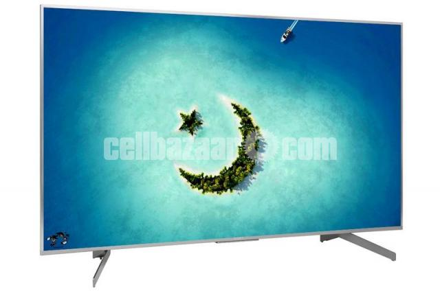SONY BRAVIA 65 inch X8500G 4K ANDROID VOICE CONTROL TV - 4/4