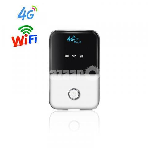 Pocket Router 4G LTE Wifi Wireless Portable Modem Mobile Hotspot - 1/5