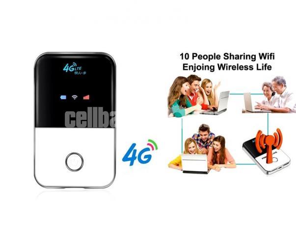 Pocket Router 4G LTE Wifi Wireless Portable Modem Mobile Hotspot - 2/5