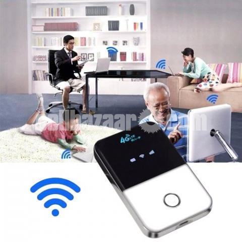Pocket Router 4G LTE Wifi Wireless Portable Modem Mobile Hotspot - 3/5