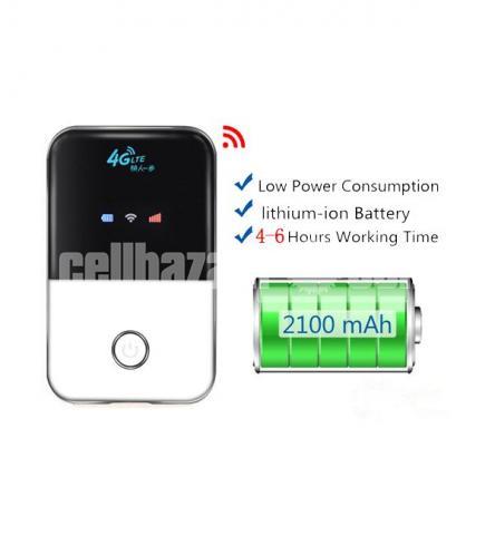 Pocket Router 4G LTE Wifi Wireless Portable Modem Mobile Hotspot - 4/5