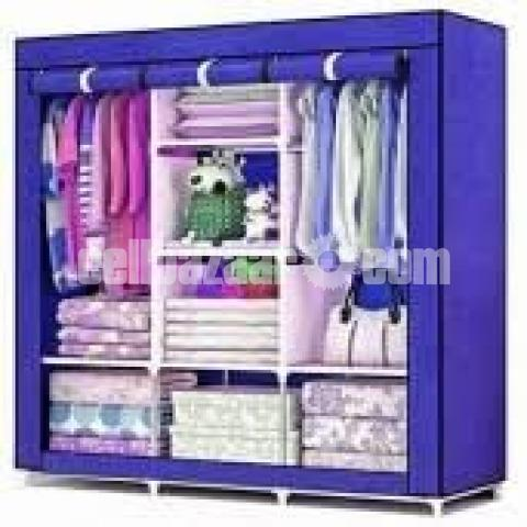 Cloths And Storage Waredrobe (Big) - 4/10