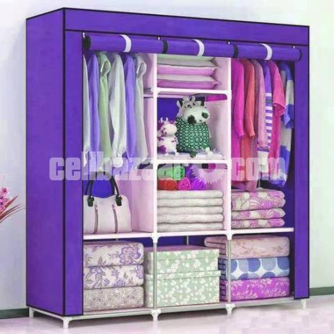 Cloths And Storage Waredrobe (Big) - 9/10