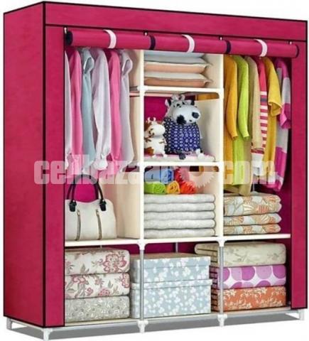 Cloths And Storage Waredrobe (Big) - 10/10