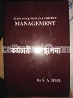 Personal /Human Resource Management by S. A. HUQ