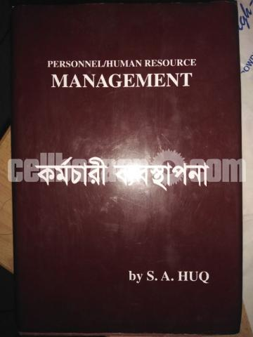 Personal /Human Resource Management by S. A. HUQ - 1/2