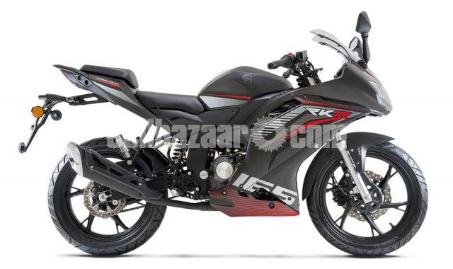 Keeway RKR 165 (Sports Bike) - 1/2
