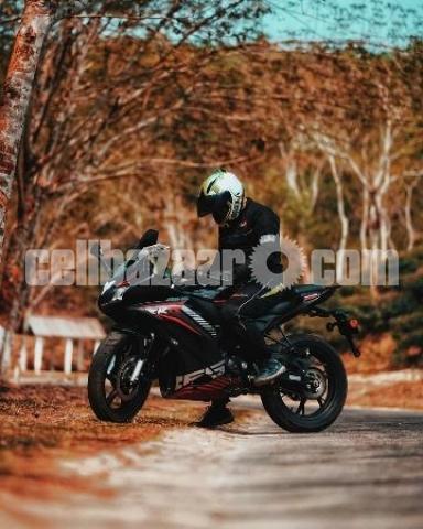 Keeway RKR 165 (Sports Bike) - 2/2