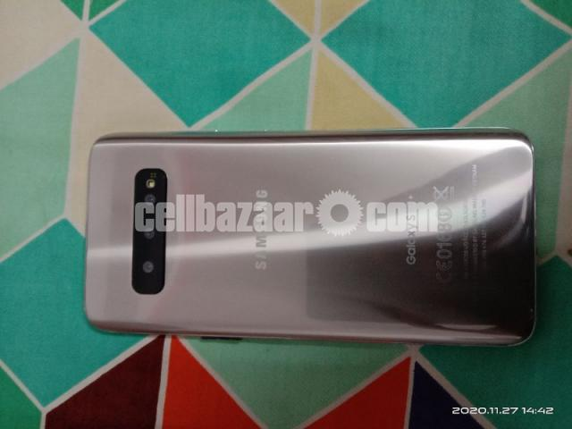 Samsung Galaxy S10+ - 1/2