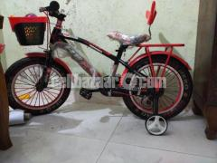 Race baby bicycle