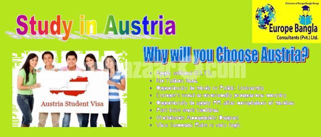 Study In Austria - 1/1
