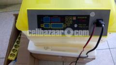 HHD MINI EGG INCUBATOR. For 112 pes eggs - Image 4/5