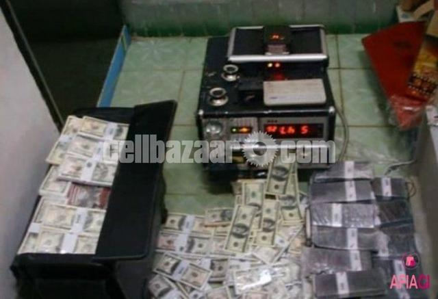 Defaced currencies cleaning CHEMICAL, ACTIVATION POWDER and MACHINE available! - 8/9