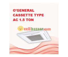 O'General Cassette Ac 1.5 Ton - Image 1/2