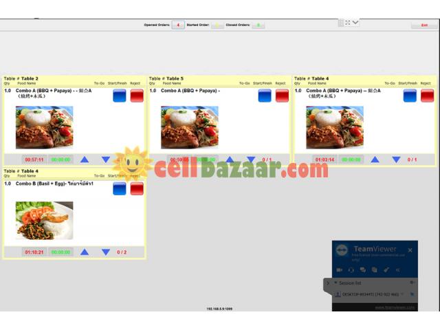 Kitchen Monitoring System - 1/5