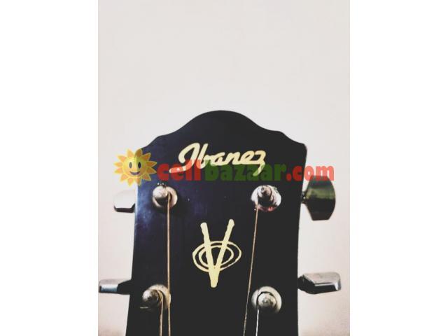 Ibanez Acoustic Guitar - 2/3