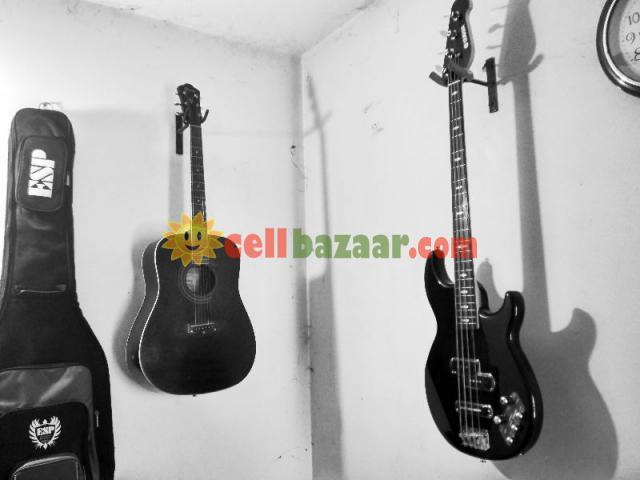 Ibanez Acoustic Guitar - 3/3