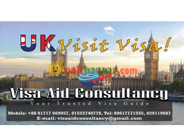 UK Visit Visa - 1/2
