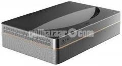 Chiq B5U 4K Uhd Laser Ultra Short Throw Projector