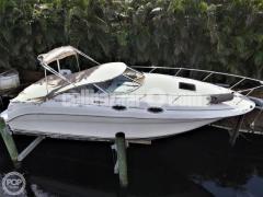 2002 Sea Ray 260 Sundancer Cruiser