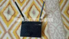 Asus wireless N router