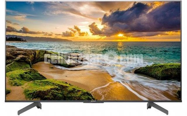 SONY BRAVIA 65X8500G 4K ANDROID VOICE CONTROL TV - 4/4
